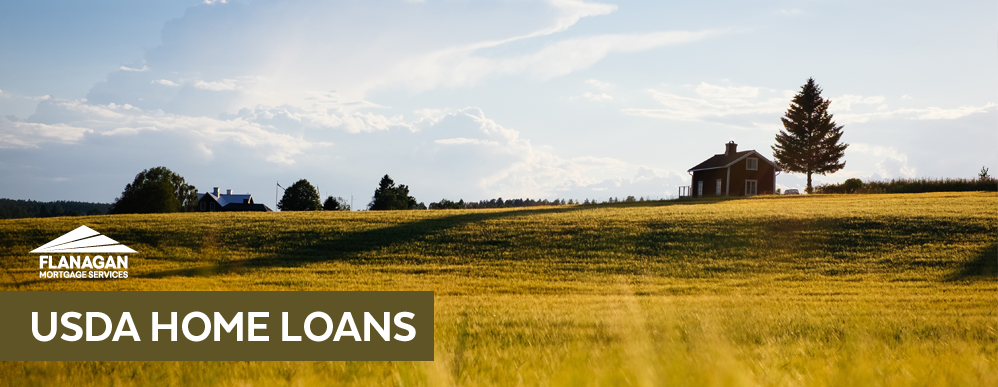 USDA Loan Programs are Available
