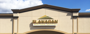 Exterior location of Flanagan Mortgage Services in Webb City, Missouri